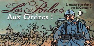 parte de la portada de Les Poilus Aux Ordres