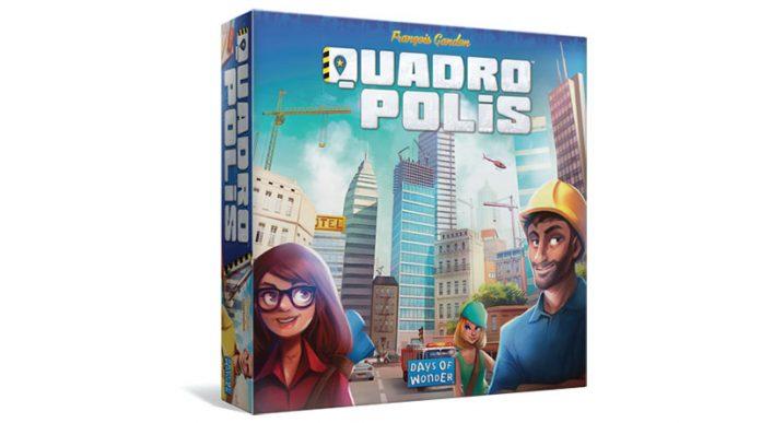 portada de Quadropolis