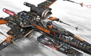 Nave de Star Wars: El Despertar de la Fuerza