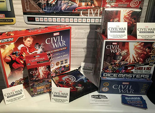 presentacion de dice master civil war