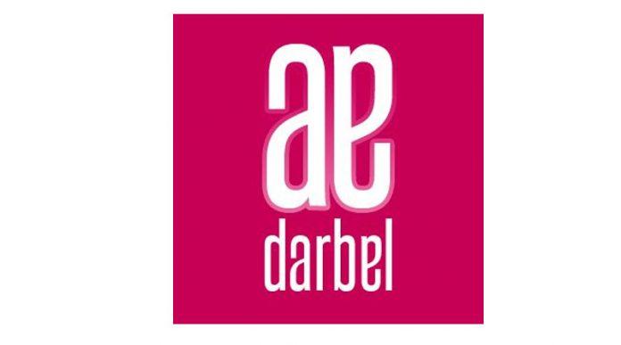 Logotipo de Darbel, editores de la cueva mágica