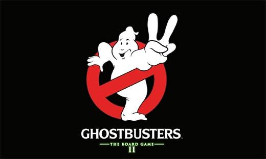 Portada de Ghostbuster the board game II