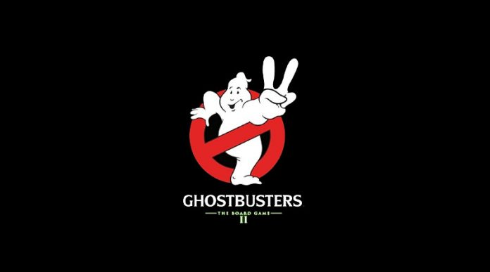 Portada de Ghostbuster the board game II