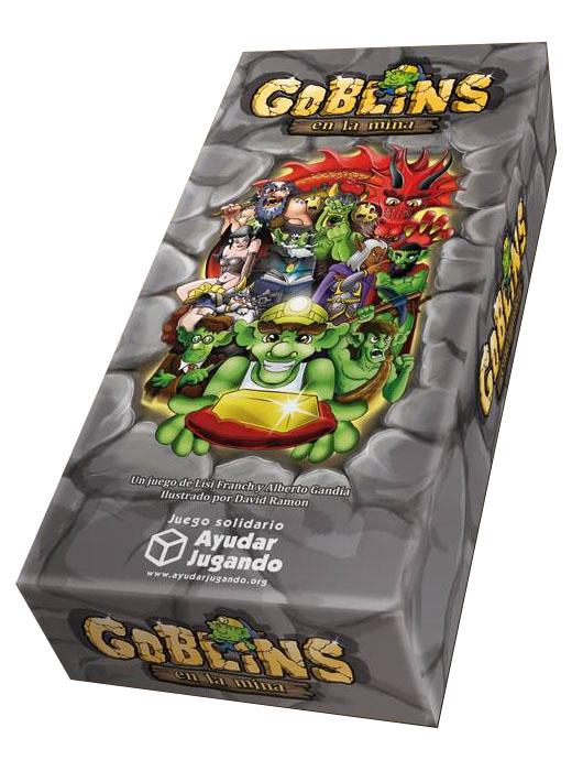Caja de Goblins en la mina