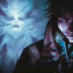 Arte gráfico de Magic The Gathering Arena Of The Planeswalkers Shadows Over Innistrad
