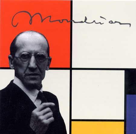 Portada de Mondrian