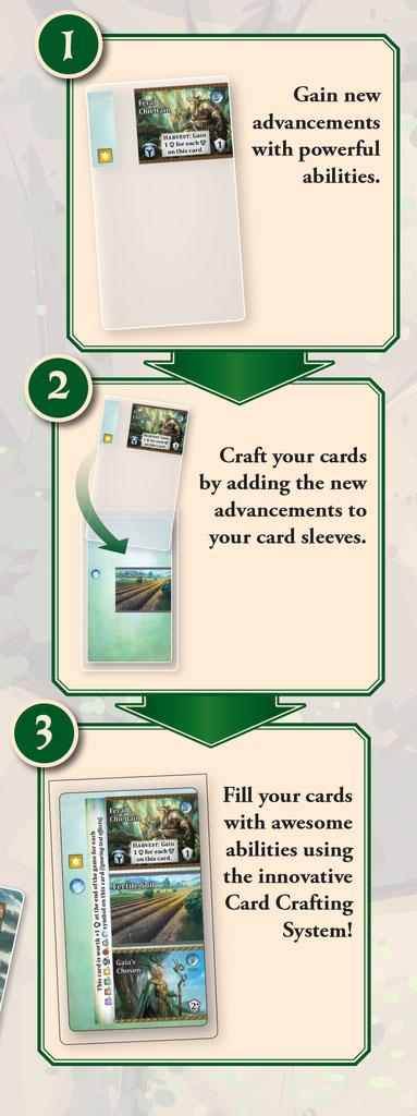Sistema de creación de cartas de mystic vale