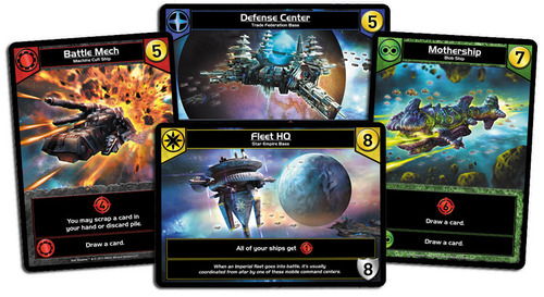 Cartas de Star Realms