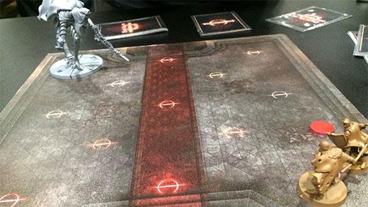 Partida demostración de Dark Souls el juego de mesa