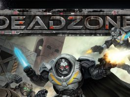 Fragmento de la portada d elas reglas de deadzone 2nd edition