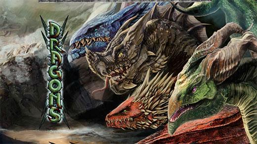 Portada de Dragons
