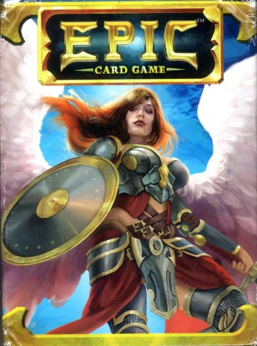 Portada de Epic card Game