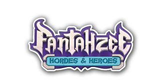 logo de Fantahzee hordes and heroes