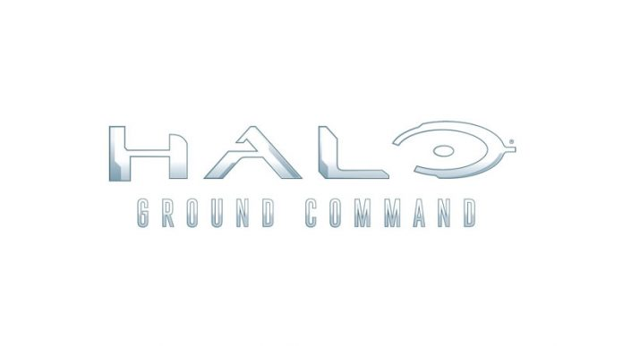 Logotipo de Halo Ground Command