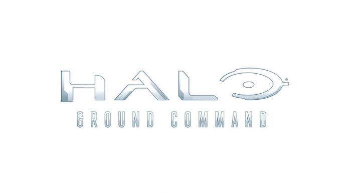 Logotipo de Halo Ground Command