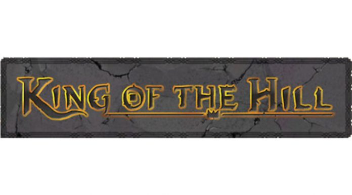logotipo de king of the hill