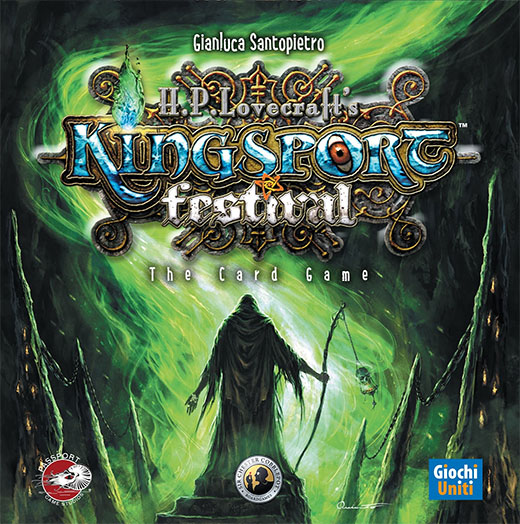 Portada de Kingsport festival the card game
