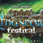 Logotipo de Kingsport festival the card game