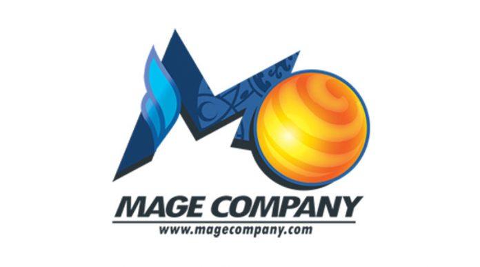Logotipo de Mage Company