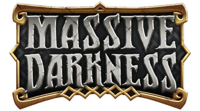 Logotipo de Massive Darkness