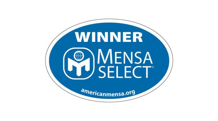 Logotipo de los ganadores del mensa select