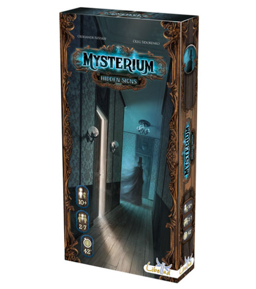 Portada de Mysterium Hidden Signs