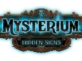 Logotipo de Mysterium Hidden Signs