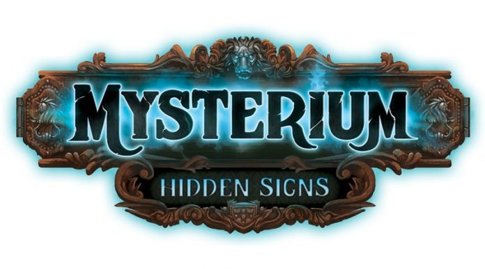 Logotipo de Mysterium Hidden Signs