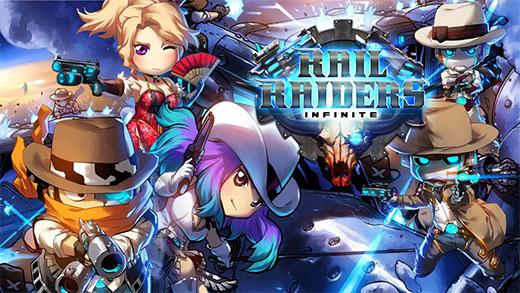 Portada de Rail Raiders Infinity