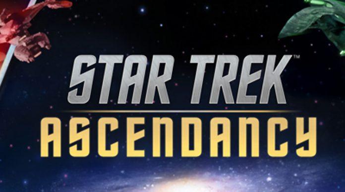 Logotipo de Star Trek ascendancy