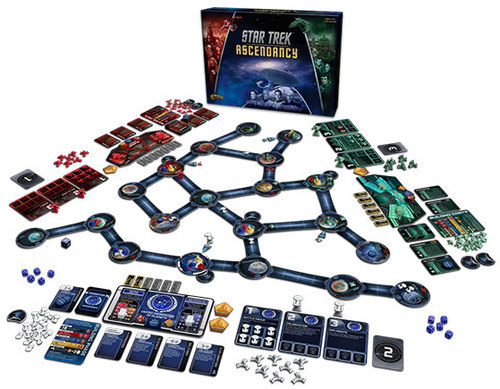Componentes de Star Trek Ascendancy