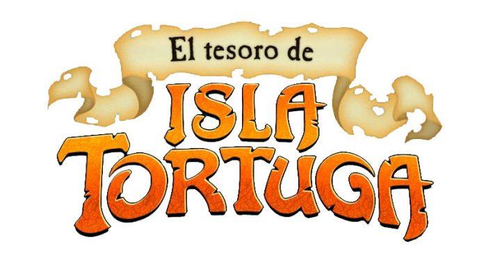 Logotipo de El tesoro de isla tortuga