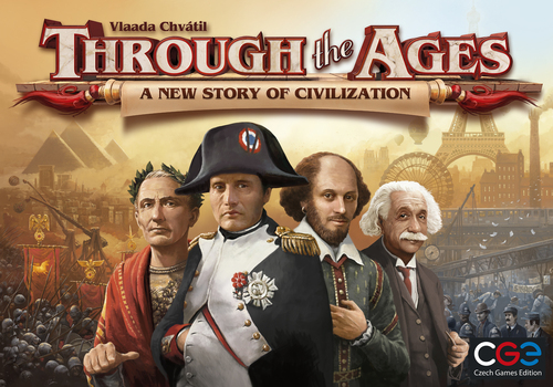 Portada de Through the Ages: Una nueva historia de la civilización