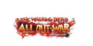Logotipo de The walking dead All Out War