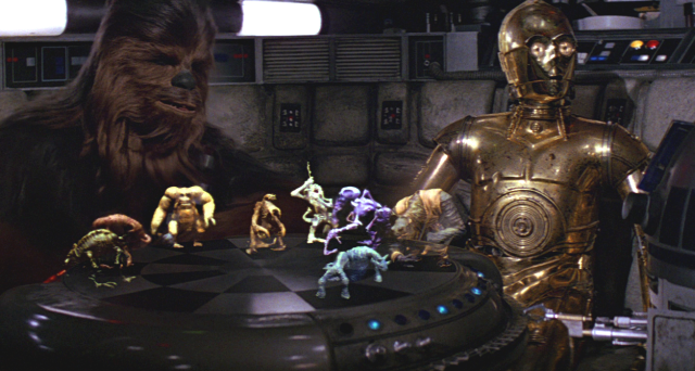 Holochess Star Wars