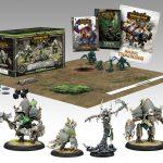 Cryx caja inicial de la nueva edición de warmachine y hordes