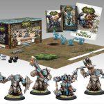Trollblood caja inicial de la nueva edición de warmachine y hordes