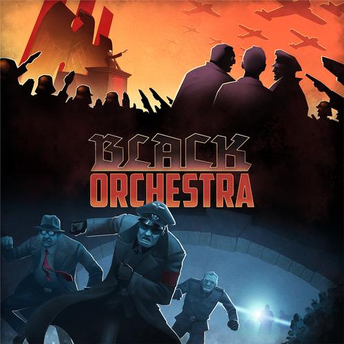 Portada de Black Orchestra
