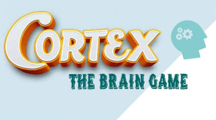 Logotipo de Cortex The Brain Game