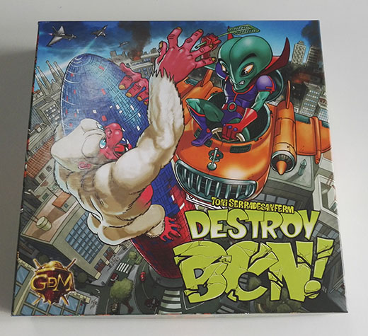 Caja de Destroy BCN