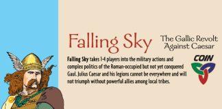 Información de GMT de Falling Sky