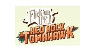 Logotipo de Flick-'emUp! Red Rock Tomahawk