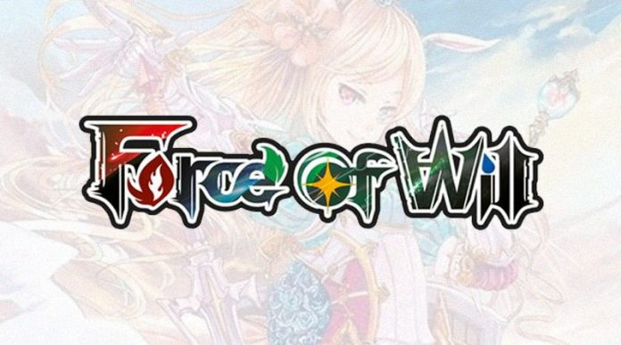 Force of will logo