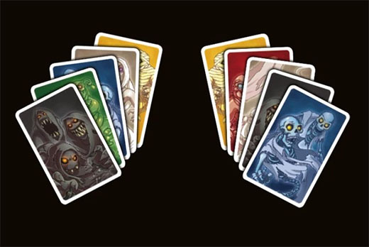 Cartas de ghosts