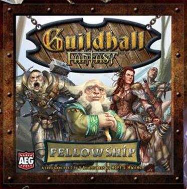 Portada de Guildhall fantasy