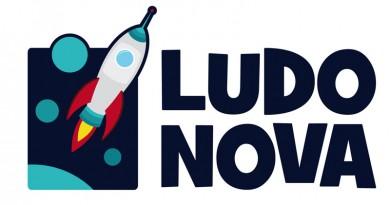 Logotipo de Ludonova