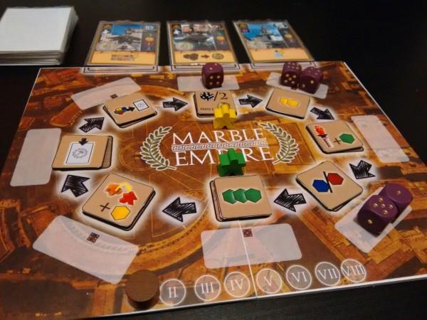 Prototipo de Marbel empire