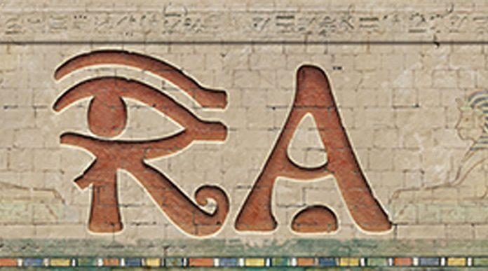Logotipo de Ra