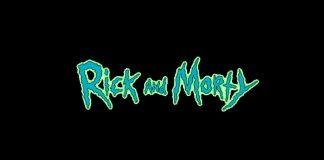 Logotipo de Rick and Morty Total Rickall