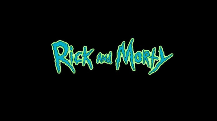 Logotipo de Rick and Morty Total Rickall